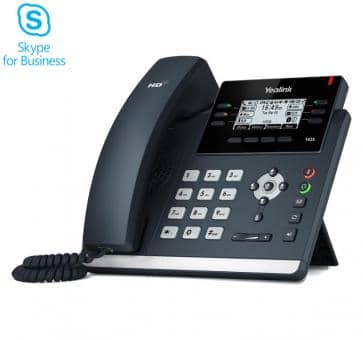 Yealink SIP-T42S IP Phone Skype for Business (no PSU)