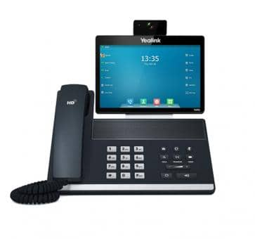 Yealink SIP VP-T49G IP Touchscreen Video Phone