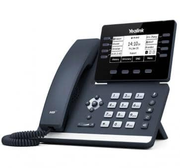 Yealink T53W WiFi SIP IP phone (without PSU)