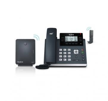 Yealink SIP-W41P IP Phone package (no PSU)