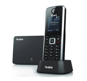 Yealink SIP-W52P IP DECT phone single cell