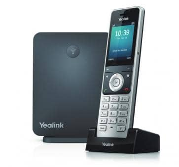 Yealink W60P Package IP DECT phone