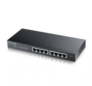 ZyXEL GS1900-8 8-Port Gigabit Smart Managed Switch
